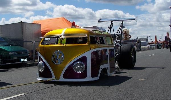 Surf Cars 20 Of The Coolest Custom Vw Campervans Ever Built