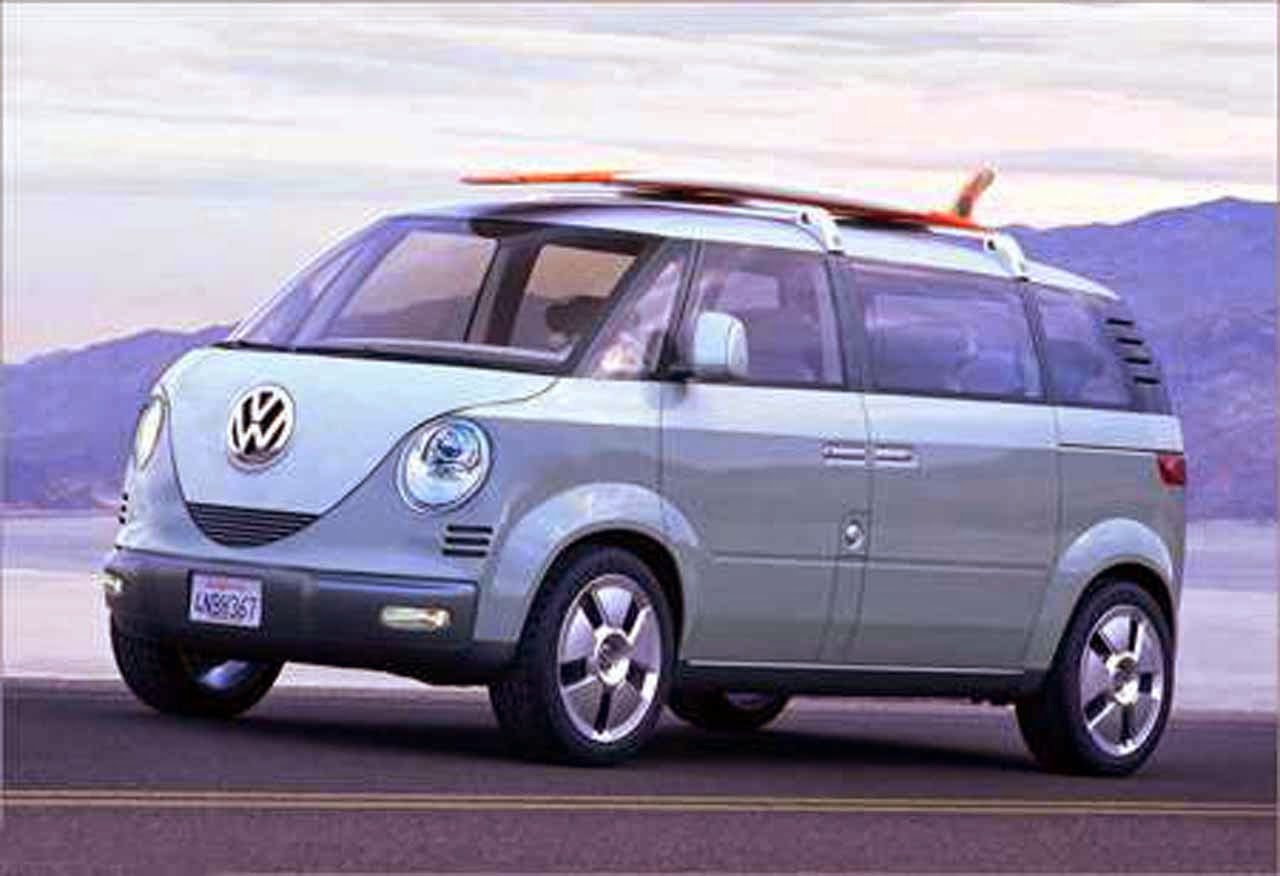 Volkswagen Microbus 2017 Is Ready To Show Its New Model Of Until The Last 14 Years Ago Vw Shows Off Segment